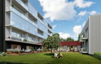 Novira Capital rajab 5 miljoniga Pärnu rannarajooni apartement-hotelli
