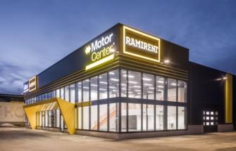 YIT rajab neljanda MotorCenter keskuse Mustamäele
