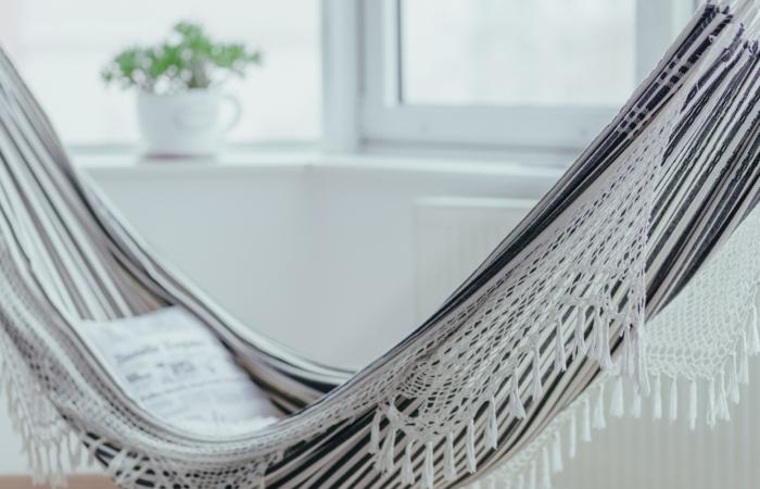 5 sammu, et luua endale kodune puhkenurk