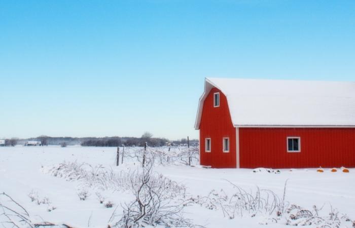 Kuidas sügisel ja talvel maja müüa