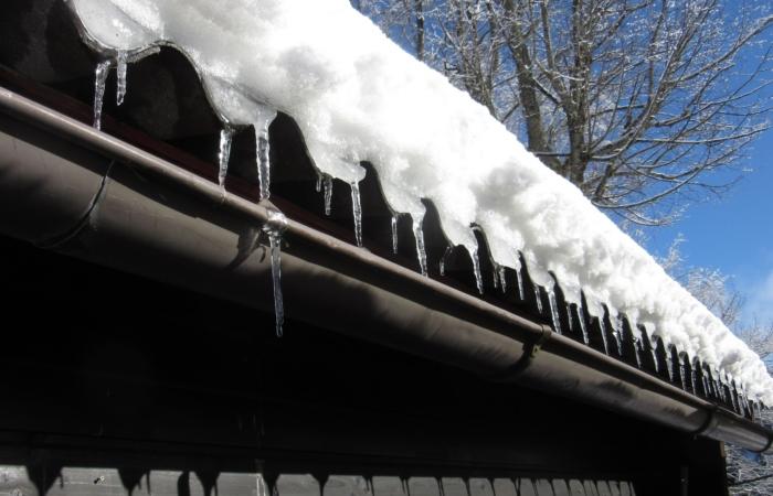 Kasulik nipp- kontrolli katust kohe peale lume sulamist