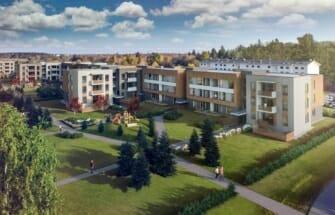 Estmak Capital ja Nordecon alustavad Kuuseheki elurajooni kolmanda maja ehitust